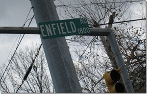 enfield-street-sign